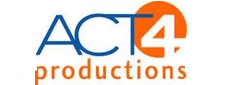 Logo ACT 4 Productions