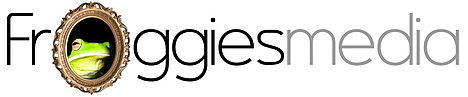 Logo FROGGIES MEDIA